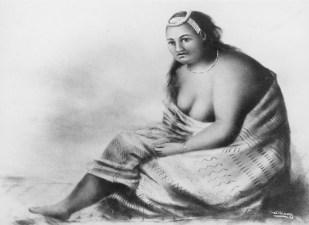 Ka'ahumanu (1819-1832)
