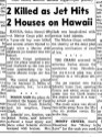 Kainalu_Crash-Long Beach, CA Press-Telegram, November 21, 1961
