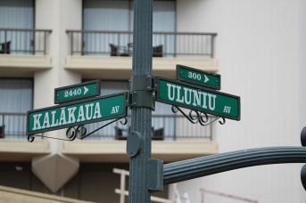 Kalakaua-Uluniu