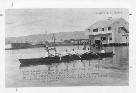 Kalakaua's winning crew-PP-96-14-002- Nov. 16, 1885