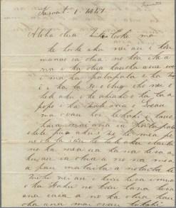 Kalama Hazeleleponi - Cookes Sep 1, 1847-1