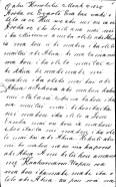 Kalanimoku to Jeremiah Evarts (ABCFM)-March 16, 1825-1