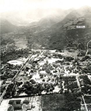 Kamehameha-Campus of the three historical schools-(KSBE)-1932