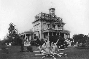 Keōua Hale – Residence of Princess Ruth Keʻelikōlani