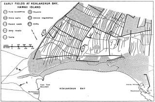 Kealakekua_Field_System-map