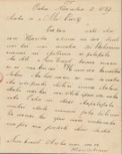 Kealiiahonui to Jeremiah Evarts, November 8, 1823