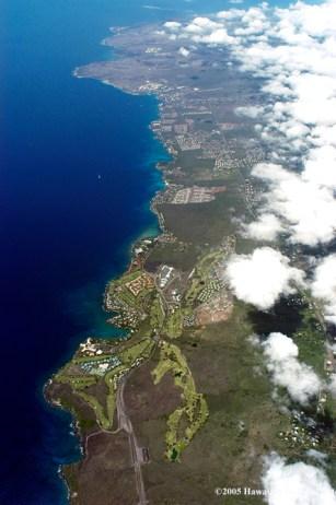 Keauhou_to_Kailua-Aerial