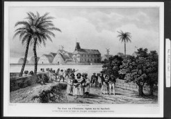 Kinau_returning_from_church_1837