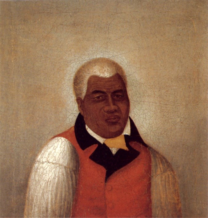 'King_Kamehameha_I_in_a_Red_Vest'_c._1820