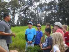 Kirk-Derasin-talks-about-the-koa-seedlings-HFI