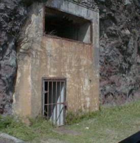 Kualoa bunker access
