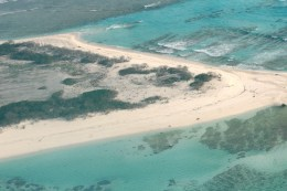 Kure_Atoll-South west corner of Green Island-(NOAA)