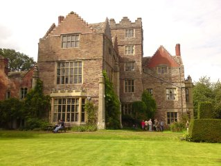 Kynnersley_Castle