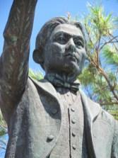 Kyuzo Toyoma Statue