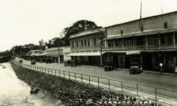 Lahaina, Front Street 1942