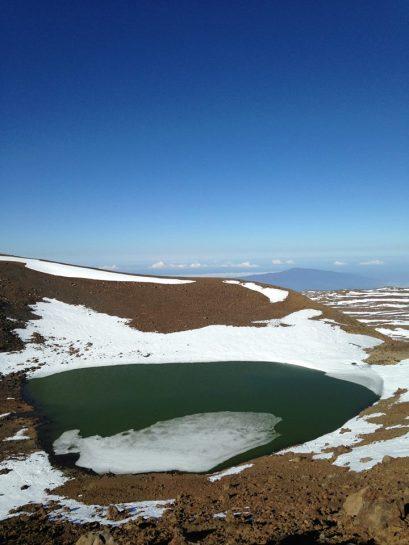 Lake-Waiau-Huli Ka Lima