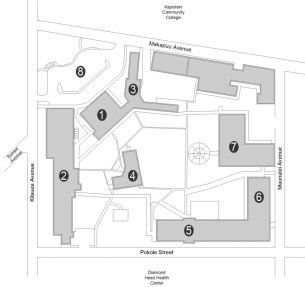Leahi_campus_map