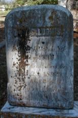 Levi Sartwell Loomis-headstone