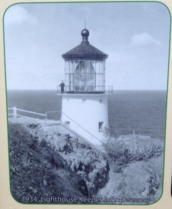 Lighthouse Keeper John Sweeney-1934