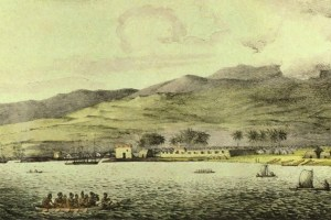 Honolulu Described in the First Decade of the Unified Hawaiian Islands