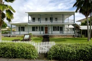 Lyman Mission House