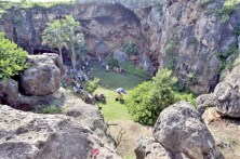 Makauwahi Sinkhole (TGI)