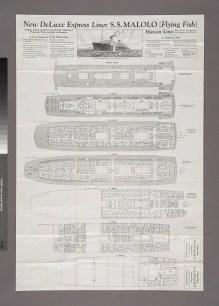 Malolo-Ship Layout-Cabin Plan