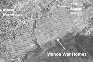 Mānoa War Homes