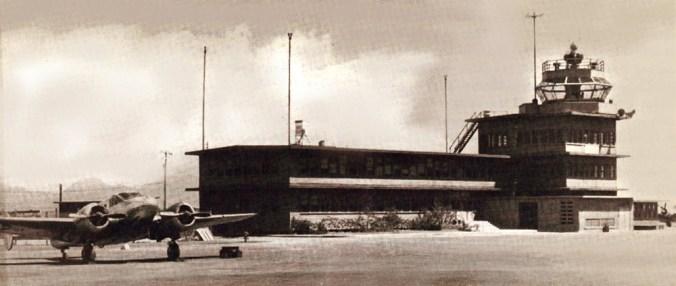 Marine Corps Air Station Ewa -ATC-B