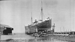 'Marine Railway'-north_end_of_Kakaako-1885