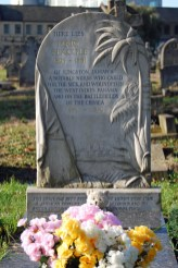 Mary Seacole gravestone
