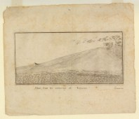 Maui from the anchorage of Lahaina-engraved by Kalama
