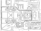 McKinley-1-Commercial_2-Home_Economics_3-Art_4-Mathematics_5-Auditorium_6-Senior_Core_ Buildings