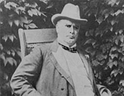 McKinley wearing carnation