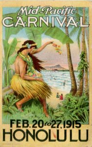 Mid-Pacific Carnival-1915