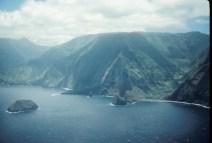Mokalu, Huelo Okala Islets Waikolu Valley North Shore, Molokai-Thomas