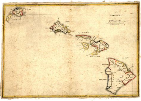Na Mokupuni O Hawaii Nei-Kalama 1837