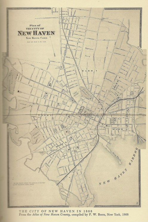 New Haven-1868-map