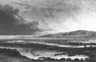 Niuhelewai-Fish_Ponds_at_Honoruru,_Oahu,_by_John_Murray,_after_Robert_Dampier-(WC)-1836-400