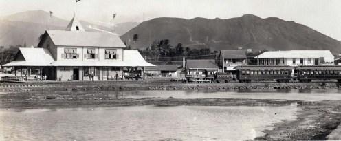 OR&L Railroad Depot 1890