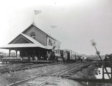 OR&L Railroad Station 1890