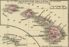 Oceania-Sarah_S_Cornell-1864-portion-noting-'Kauhai'