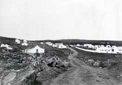 Old Settlement at Kalawao