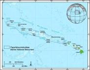 Papahanaumokuakea-Marine-National-Monument-Map