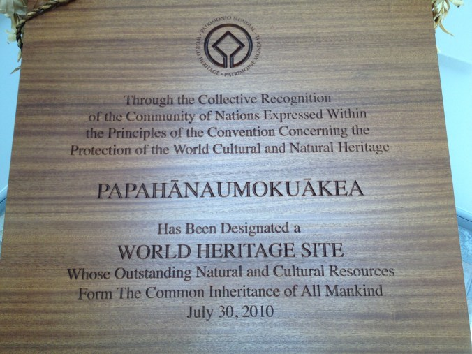 Papahanaumokuakea-World_Heritage_Site