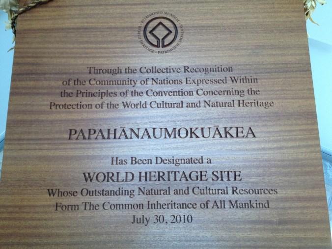 Papahanaumokuakea-World_Heritage_Site