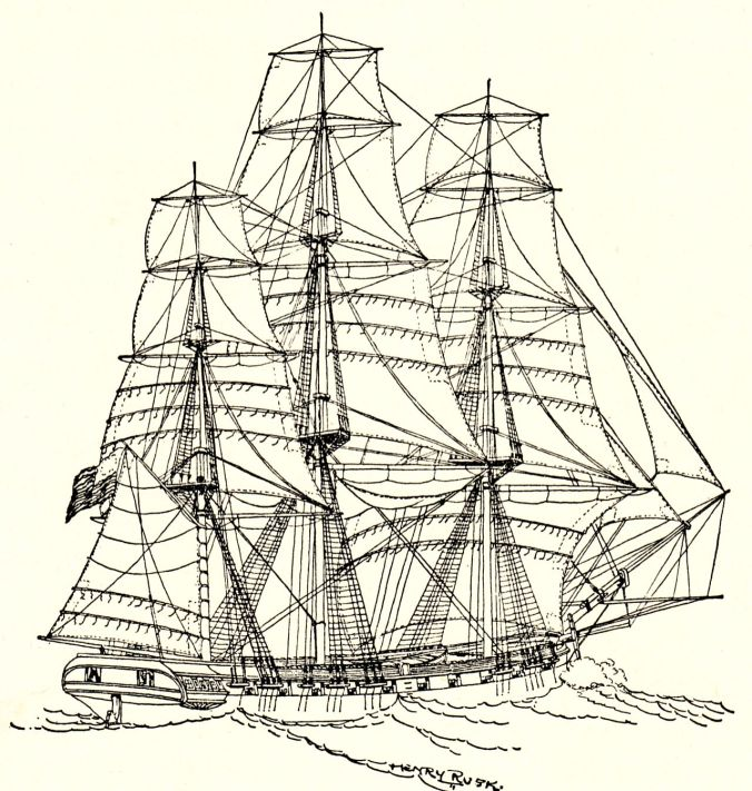 Peacock-sloop