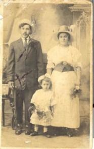 Caravalho Juan Maria Robello Caravalho Felicita, early 1920s.