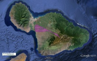 Pulehunui-Google Earth