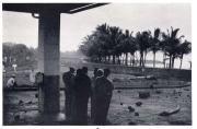 PuuMaile-Seawall-1946 tsunami-Wiegel